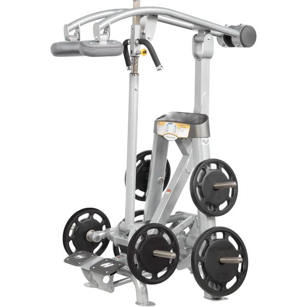 Urządzenie do ćwiczeń mięśni łydek-stojące W2-12