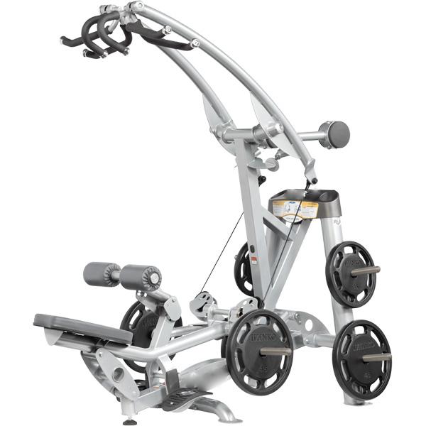 Urządzenie do ćwiczeń mięśni pleców-Lat Pulldown W2-03
