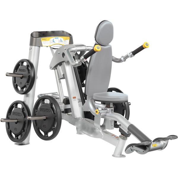 Urządzenie Seated Dip-pompki W2-01