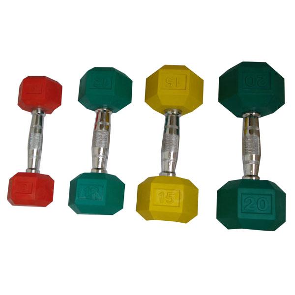 Hantle gumowane - kolor L01A