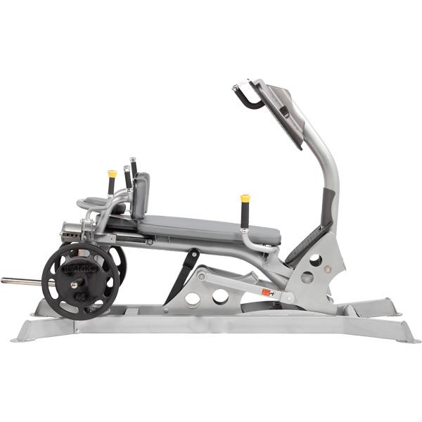 Urządzenie do ćwiczeń mięśni nóg- Dual Action Leg Press W2-08