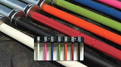 Chromowane sztangi (różne kolory) L93