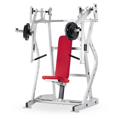 Urządzenie do ćwiczeń mięśni klatki piersiowej- wyciskanie D01