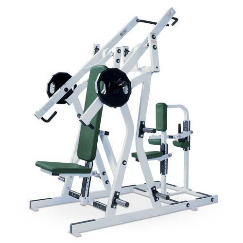 Urządzenie do ćwiczeń mięśni klatki piersiowej i pleców D02
