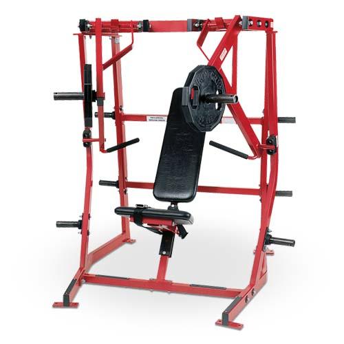 Urządzenie do ćwiczeń mięśni klatki piersiowej- pod kątem D03