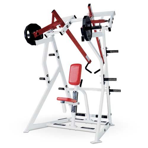 Urządzenie do ćwiczeń mięśni najszerszych grzbietu- dół D04