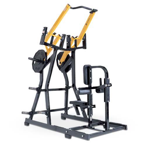 Urządzenie do ćwiczeń mięśni najszerszych grzbietu- góra D05