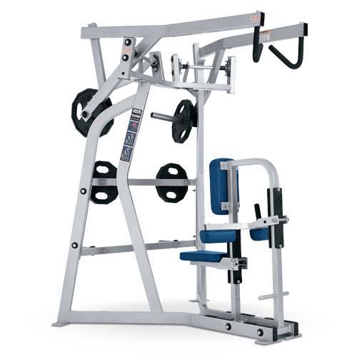 Urządzenie do ćwiczeń mięśni najszerszych grzbietu D06