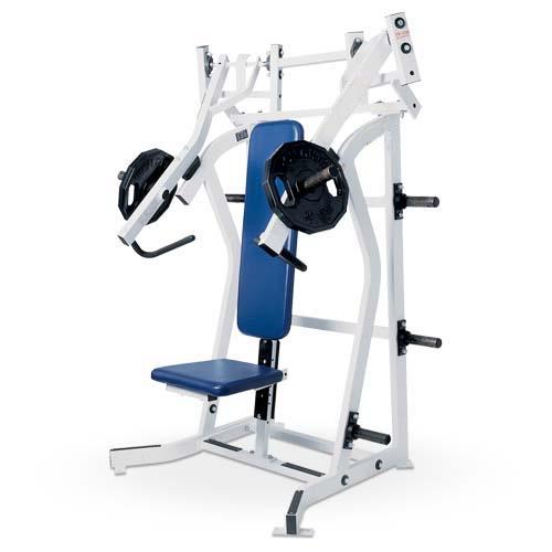 Urządzenie do ćwiczeń mięśni klatki piersiowej- góra wyciskanie D08