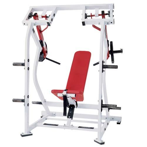 Urządzenie do ćwiczeń mięśni naramiennych- wyciskanie pod kątem D12