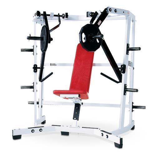 Urządzenie do ćwiczeń mięśni klatki piersiowej- dół - wyciskanie D14