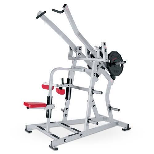 Urządzenie do ćwiczeń mięśni najszerszych grzbietu- dół D15