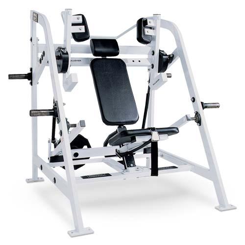Urządzenie do ćwiczeń mięśni najszerszych grzbietu- dół klatki piersiowej D17