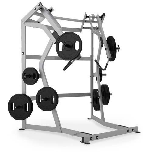 Urządzenie do ćwiczeń mięśni naramiennych- stojąc D28