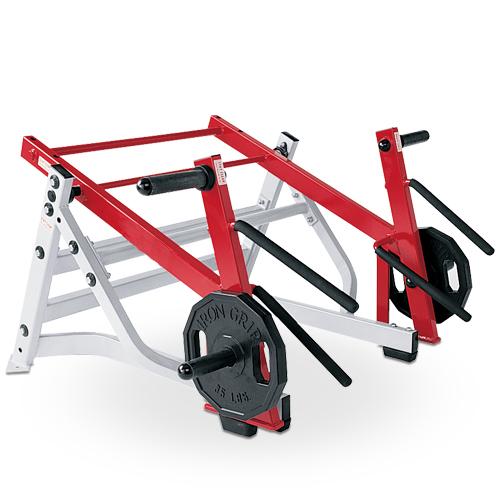 Urządzenie do ćwiczeń mięśni czworobocznych i grzbietu D66