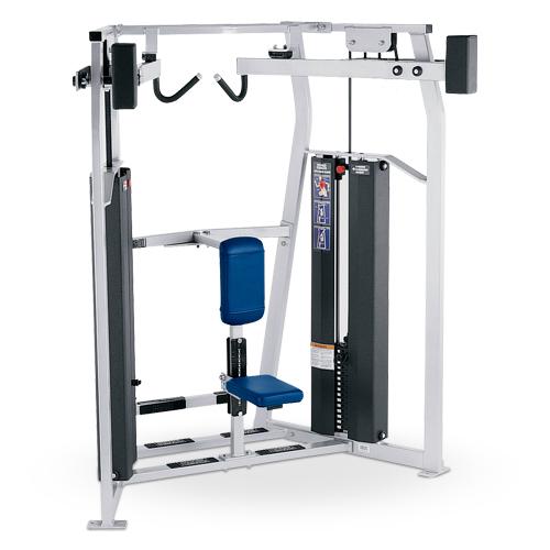 Urządzenie do ćwiczeń mięśni najszerszych grzbietu- góra D72