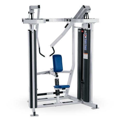 Urządzenie do ćwiczeń mięśni najszerszych grzbietu- dół D73