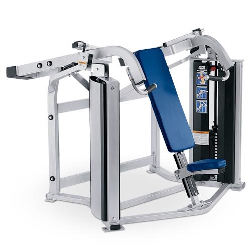 Urządzenie do ćwiczeń mięśni barków- wypychanie w górę D75