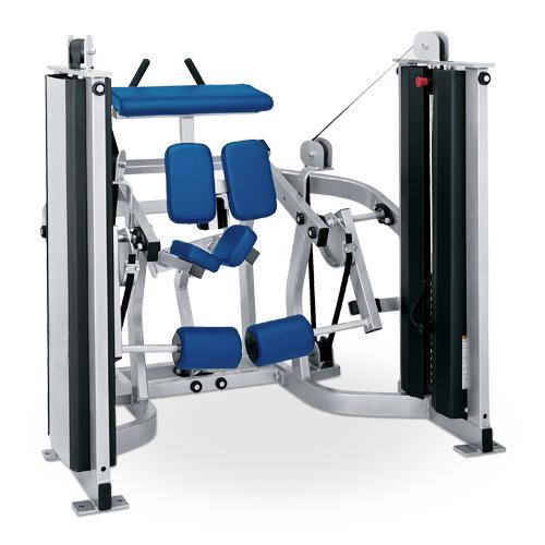 Urządzenie do ćwiczeń mięśni nóg- klęcząc D78