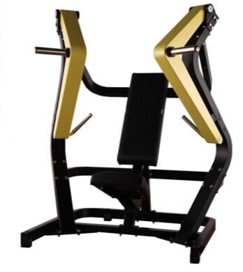 Urządzenie do ćwiczeń mięśni klatki piersiowej- wyciskanie E02