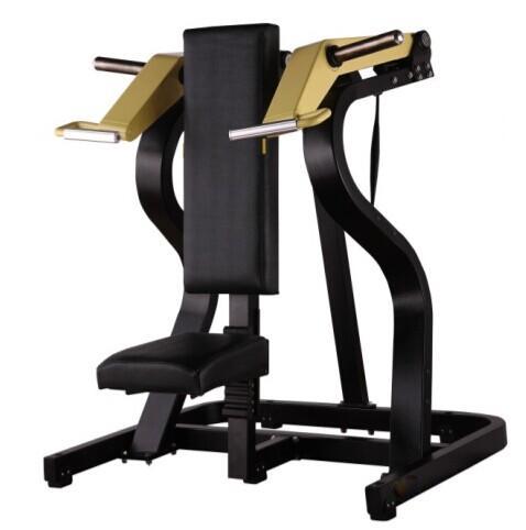 Urządzenie do ćwiczeń mięśni naramiennych- wyciskanie E07