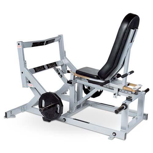 Urządzenie do ćwiczeń mięśni łydek- siedząc D26