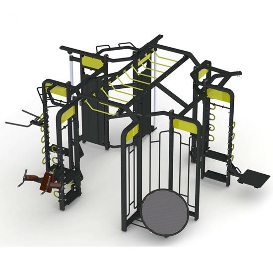 Urządzenie do treningu grupowego F360-1