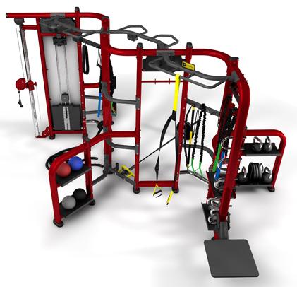 Urządzenie do treningu grupowego F360-13