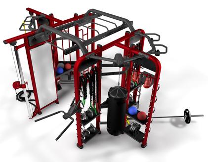 Urządzenie do treningu grupowego F360-11